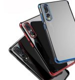 Luxury-Transparent-Plated-Silicone-Mobile-Back-Cover-for-Huawei-P20-PRO-TPU-Phone-Case